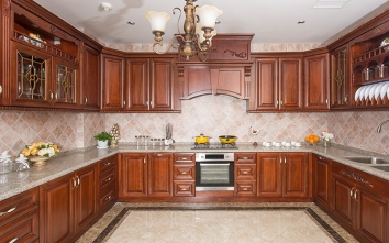 全屋厨房家具定制